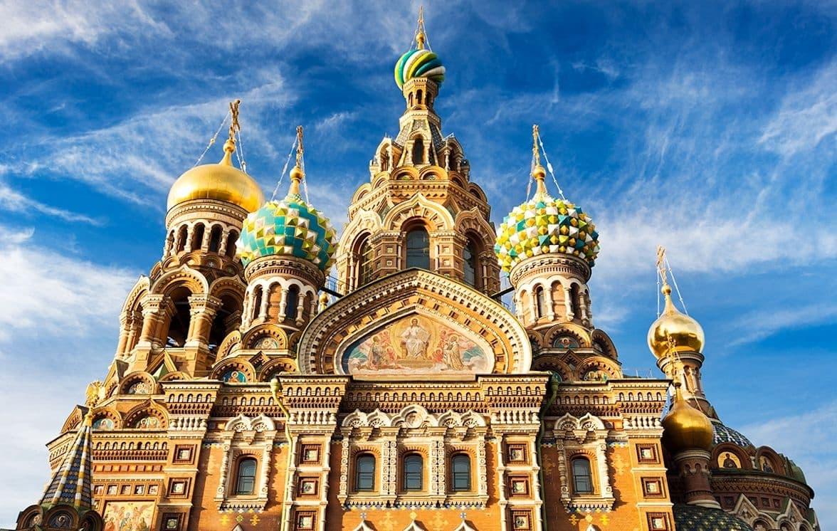 São Petersburgo:  2 noites + voos, desde 391€