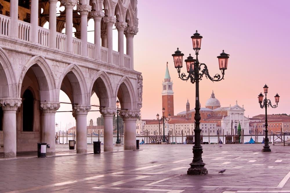 Veneza:  2 noites + voos, desde 339€