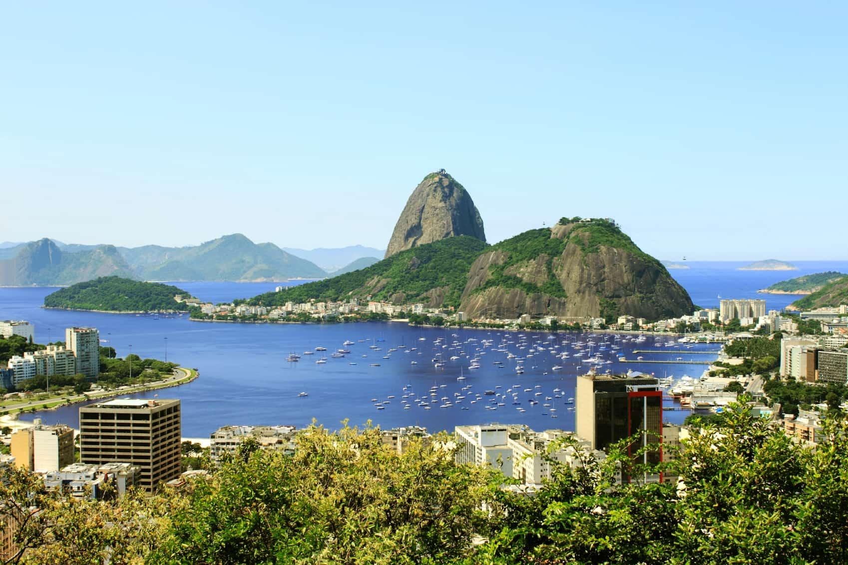 Rio de Janeiro:  5 noites + voos, desde 792€
