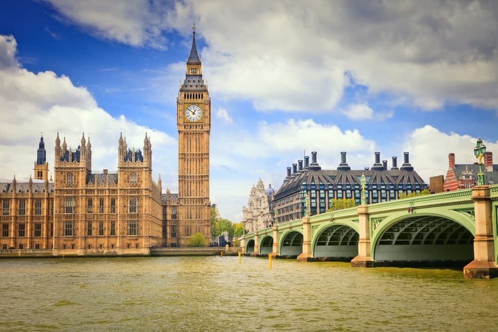 Londres: 2 noites + voos, desde 291€