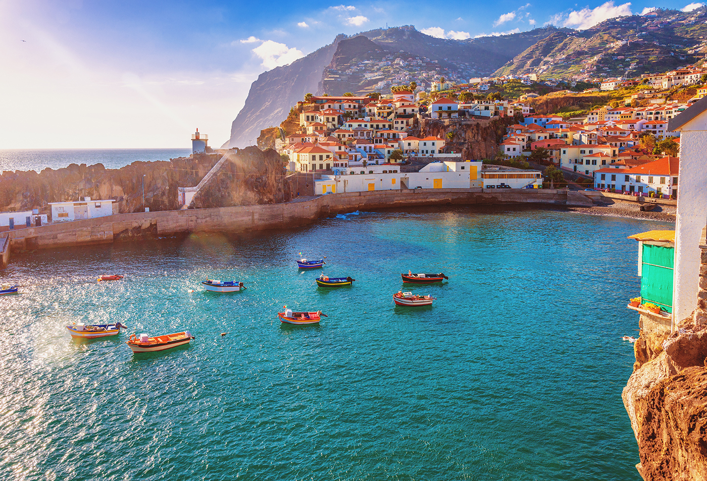 Madeira:  2 noites + voos, desde 102€