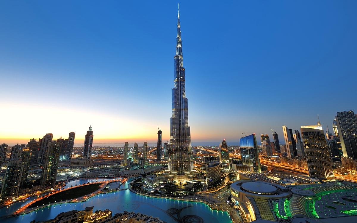 Dubai:  5 noites + voos, desde 543€