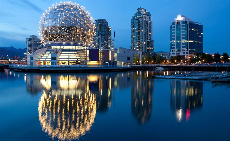 Vancouver: 5 noites + voos, desde 813€