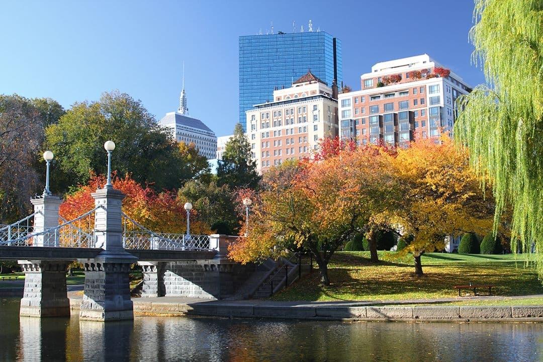 Boston:  4 noites + voos, desde 851€
