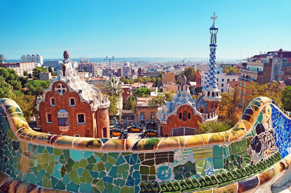 Barcelona:  2 noites + voos, desde 127€