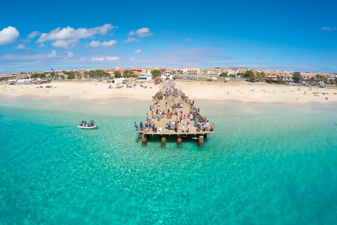 Ilha do Sal: 7 noites + voos, desde 689€