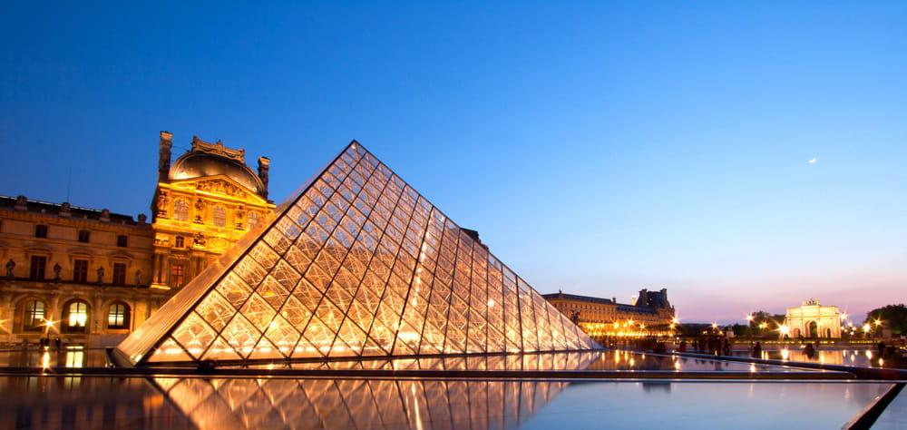 Paris:  2 noites + voos, desde 196€