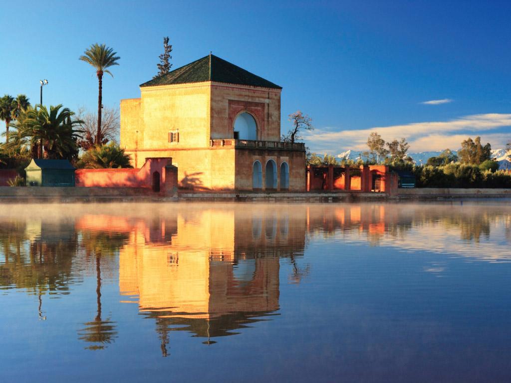 Marrakech: 2 noites + voos, desde 263€