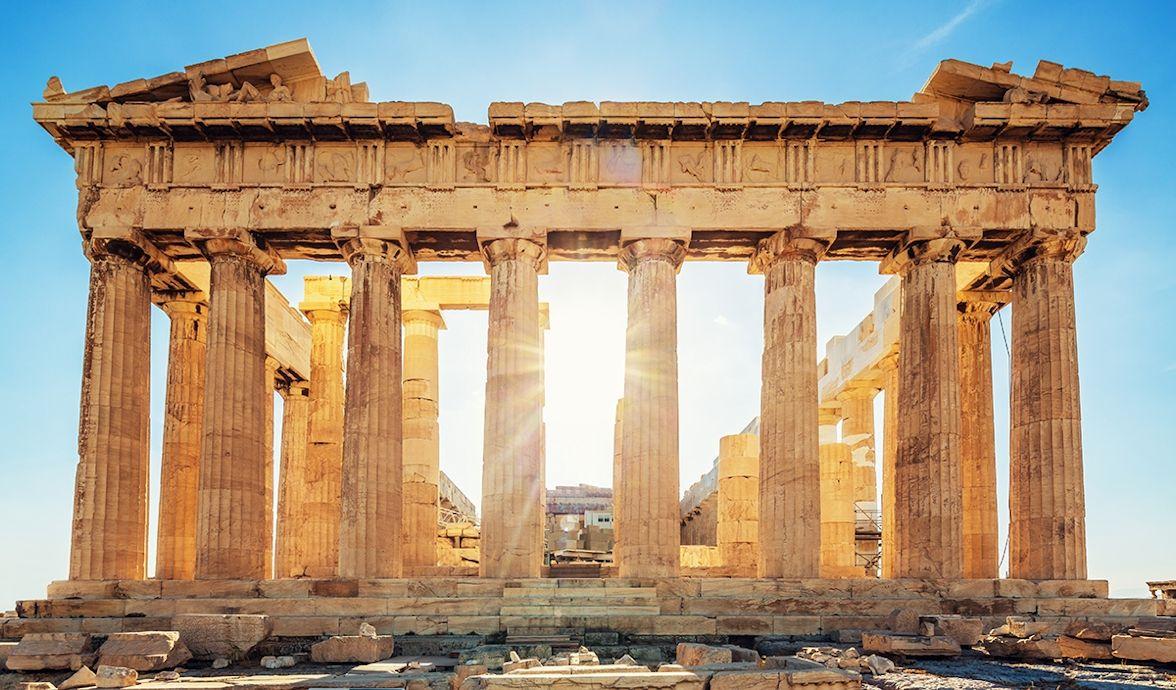 Atenas: 2 noites + voos, desde 306€