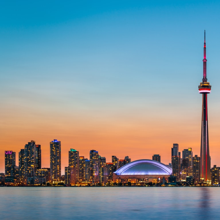 Viagens Toronto