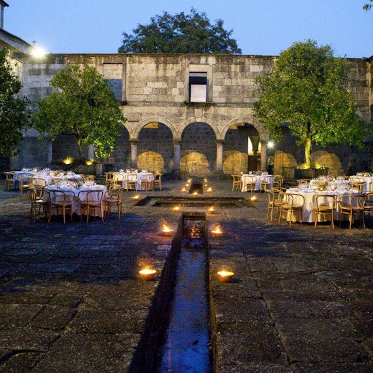 Mosteiro de Amares