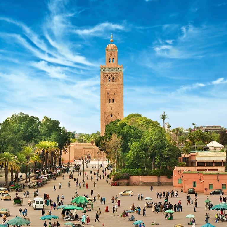 Viagens Marrakech