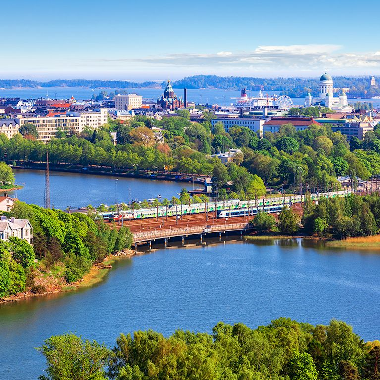 Viagens Helsínquia