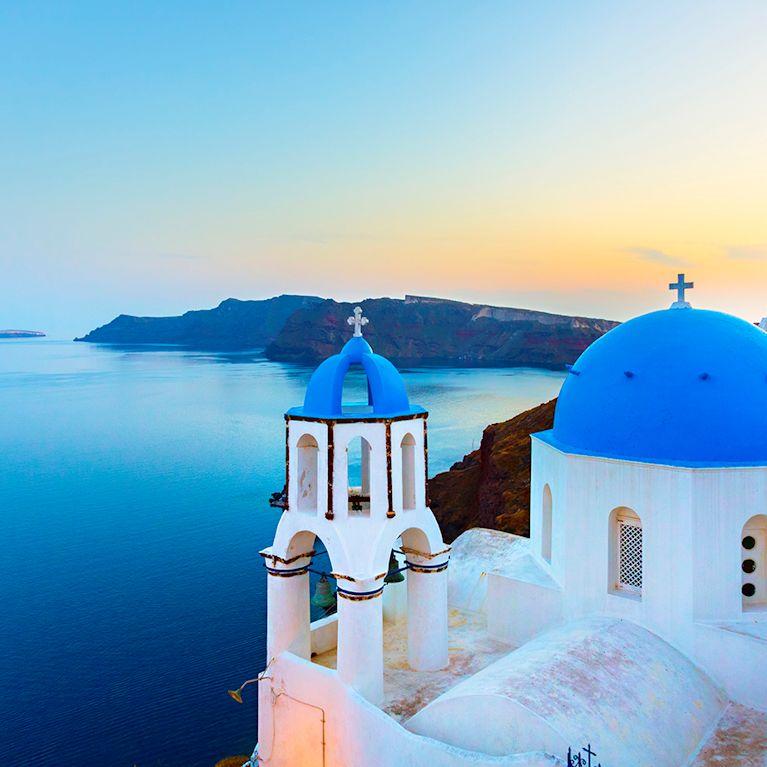 Viagens Santorini