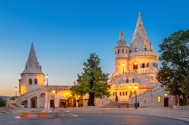 Viagens Budapeste