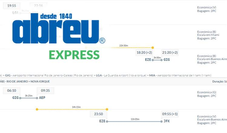 Abreu Express – New B2C channel