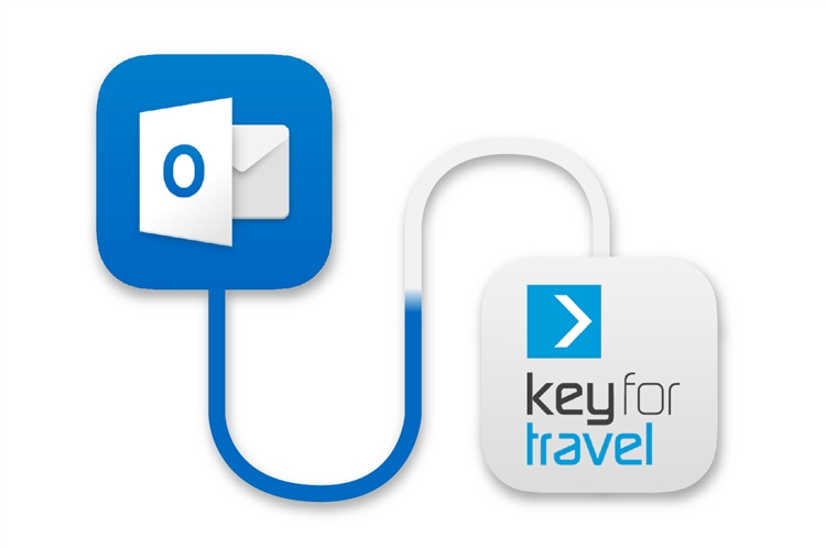 KEYforTravel makes e-mail integration efficient