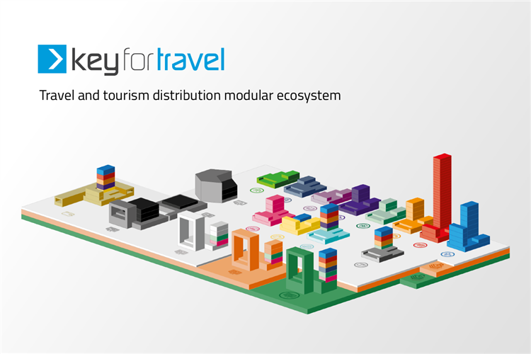 KEYforTravel: the modular solution that perfectly fits your business